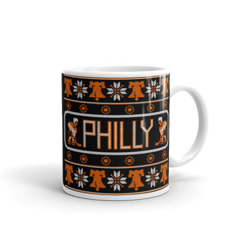 Hockey Sweater Mug