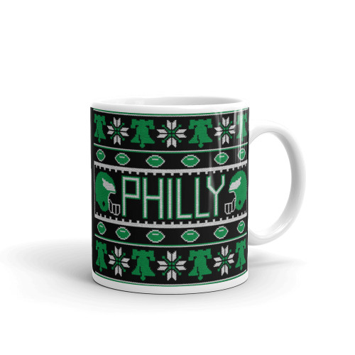 Football Sweater Mug