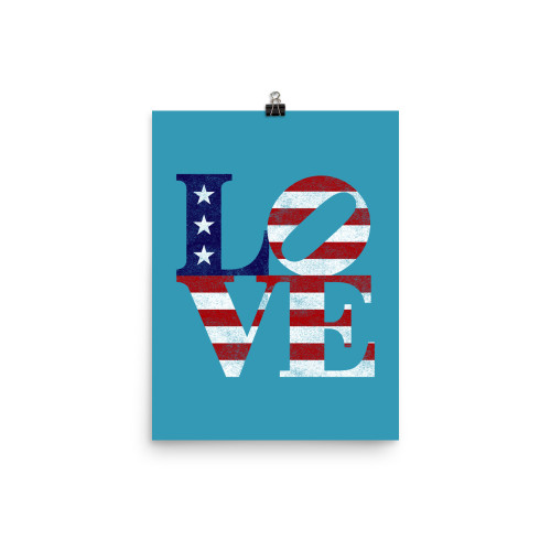 Love (American Style) Poster