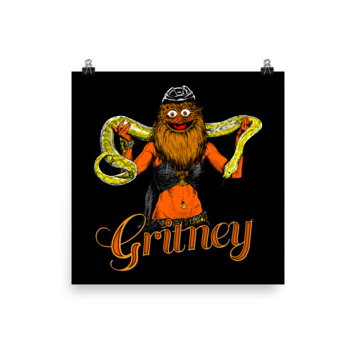 Gritney Poster