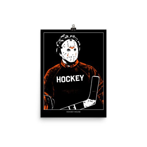 Hockey House Poster