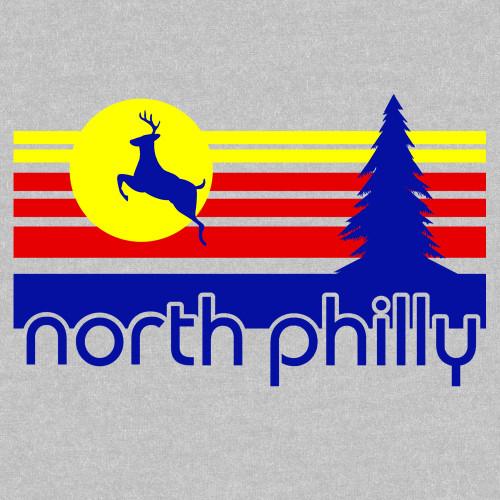 North Philly Wilderness (Heather Grey)