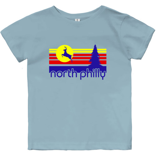 North Philly Wilderness Toddler Tee