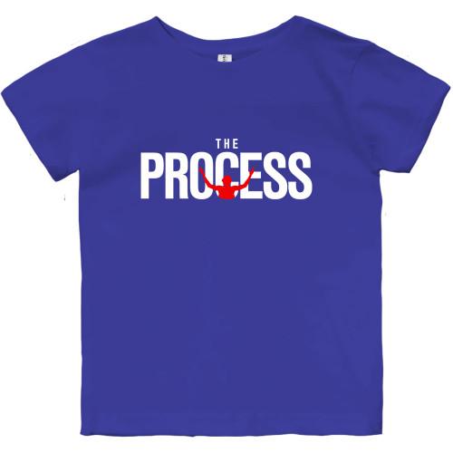 The Process Toddler Tee