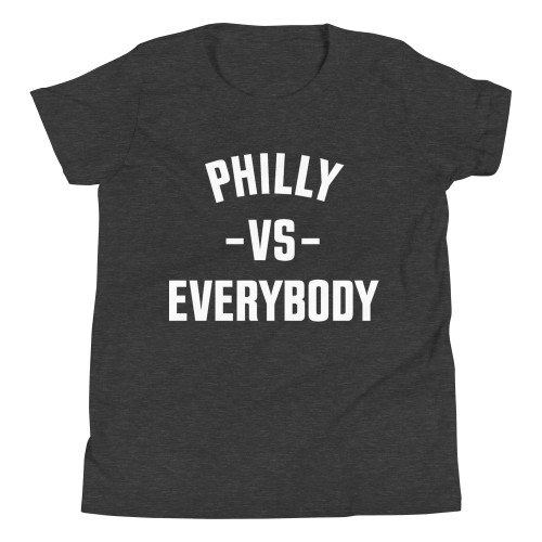 Philly Vs. Everybody Youth T-Shirt