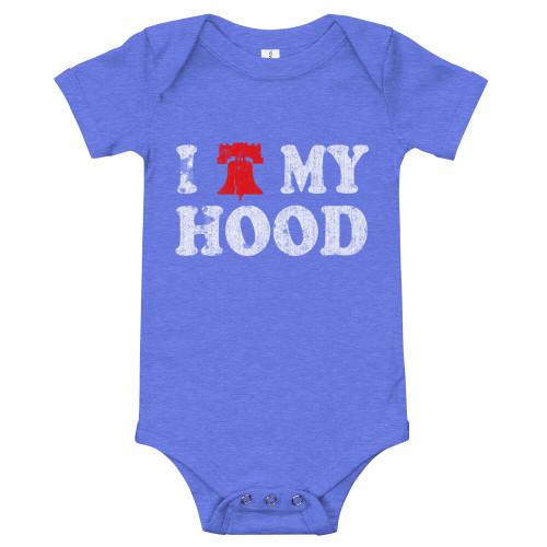 I Love My Hood Infant Onesie
