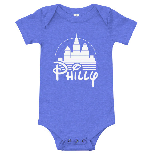 Phillyland Infant Onesie