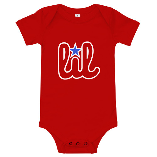 Lil Infant Onesie (Red)