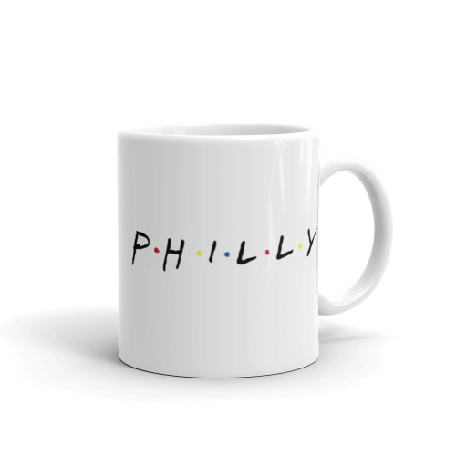 I'll Be There For You Mug