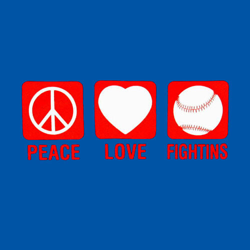 Peace Love Fightins
