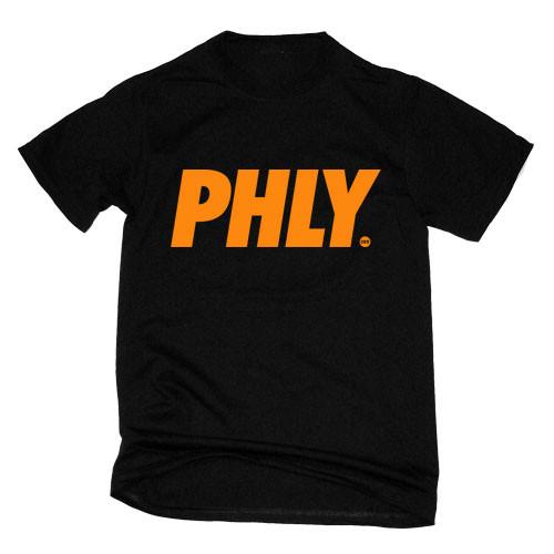Phly Orange/Black