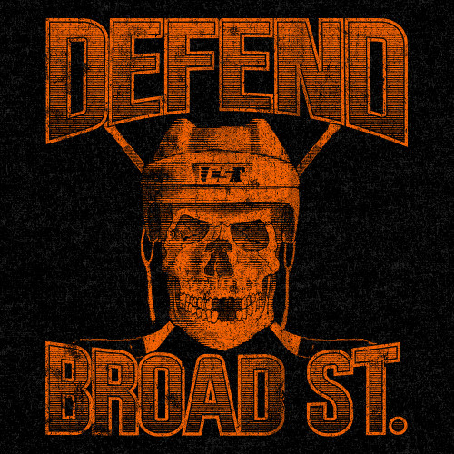Defend Broad Street