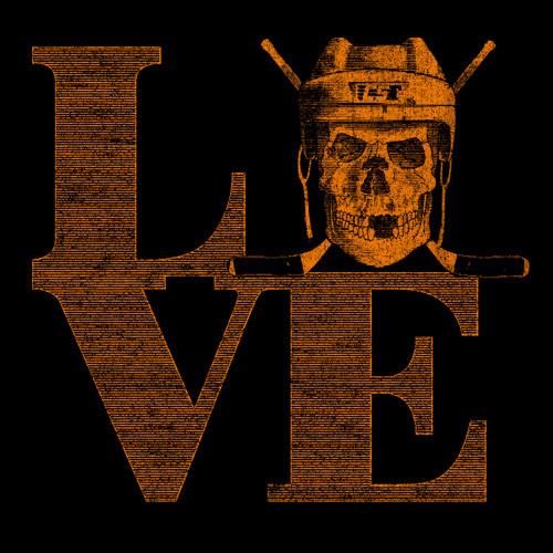 Love Hockey Tee