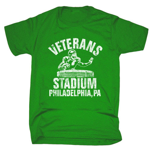 Veterans Stadium Kelly