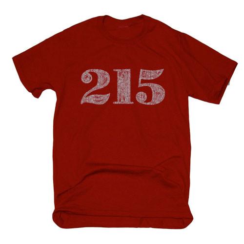 215 Antique (Maroon)