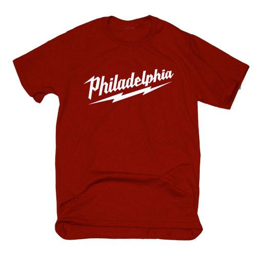 Philly Hardware (Maroon)
