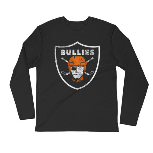 Bullies Bucs Long Sleeve Fitted Crew