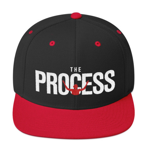 The Process Snapback Hat