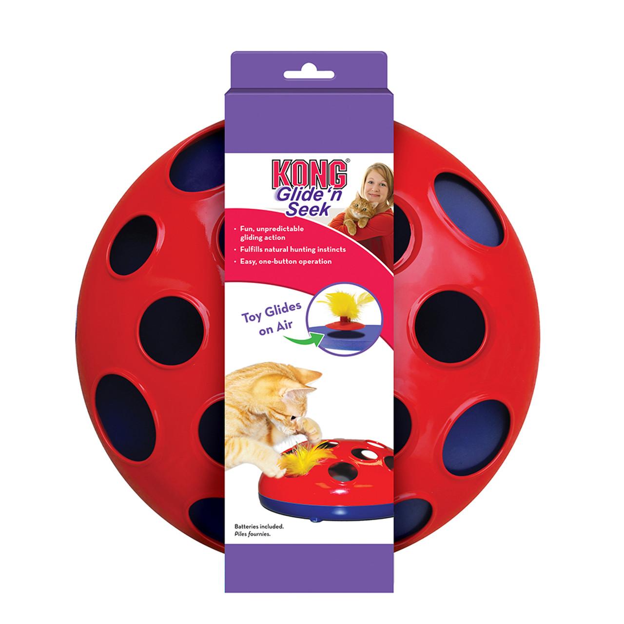 Kong Glide 'N Seek Cat Toy