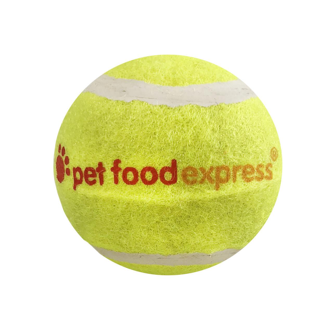 Pet Food Express Tennis Balls