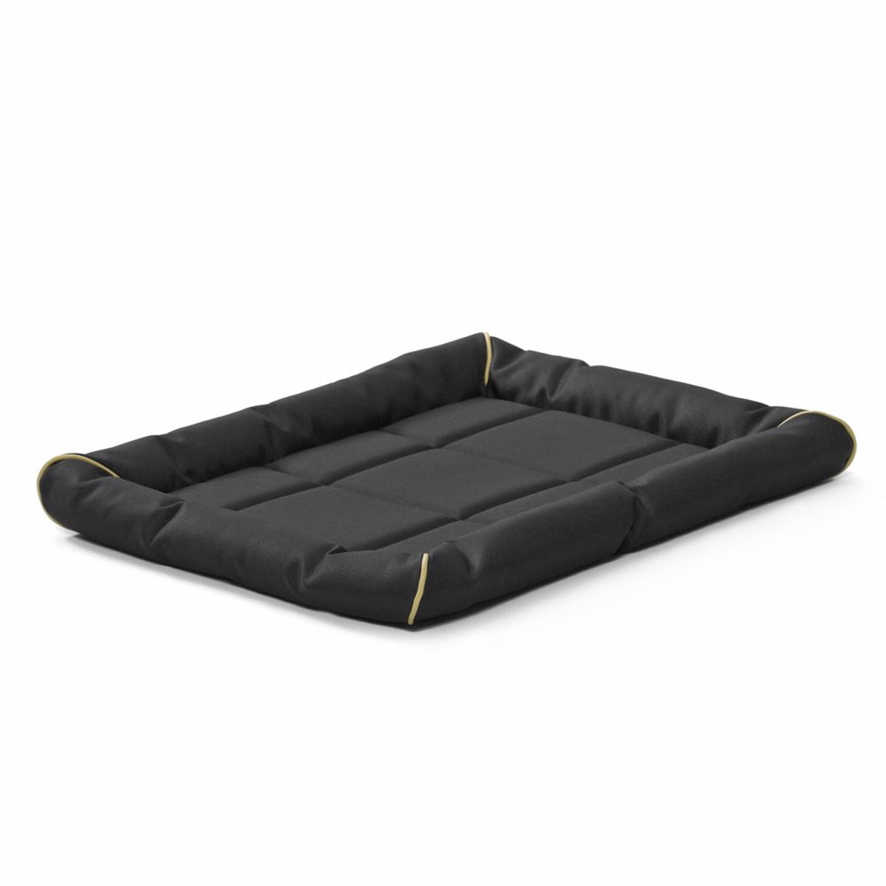 MidWest QuietTime MAXX Black Pet Bed for Dogs & Cats