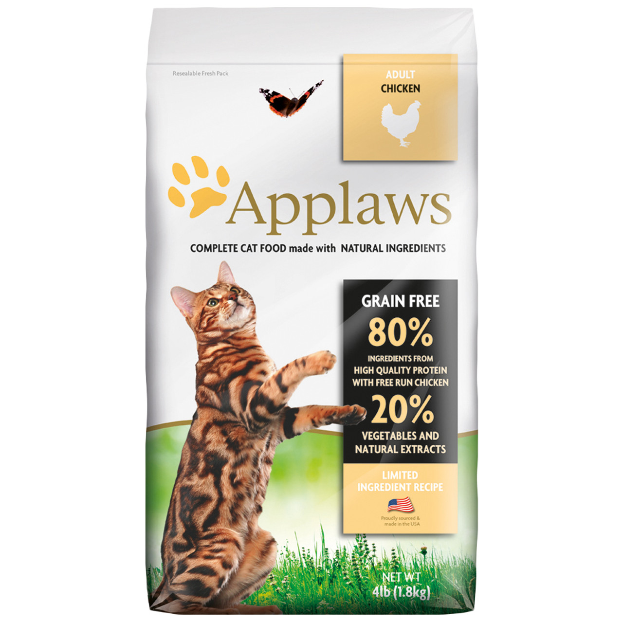 Applaws Chicken Dry Cat Food