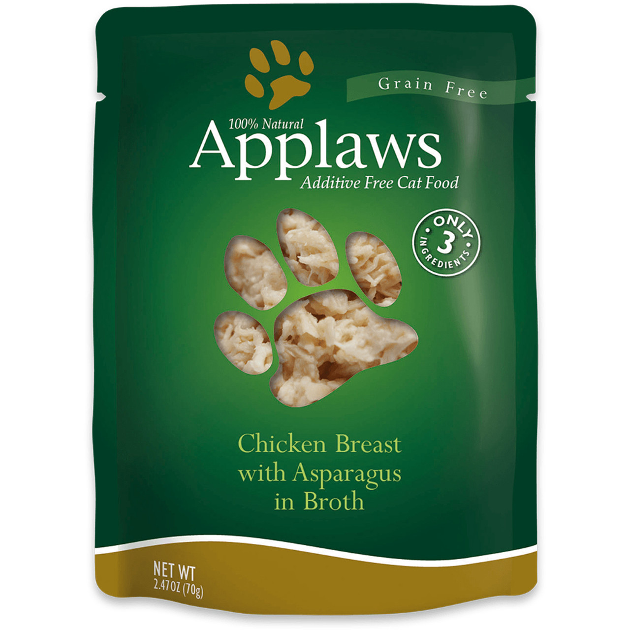 Applaws Chicken with Asparagus Cat Food Pouch