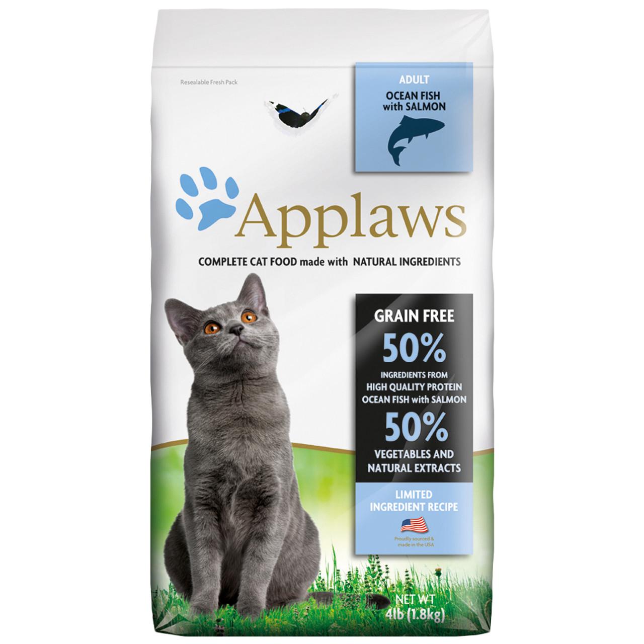 Applaws Ocean Fish Dry Cat Food