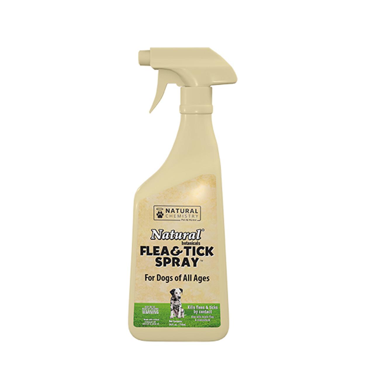 Natural Chemistry Natural Flea & Tick Dog Spray