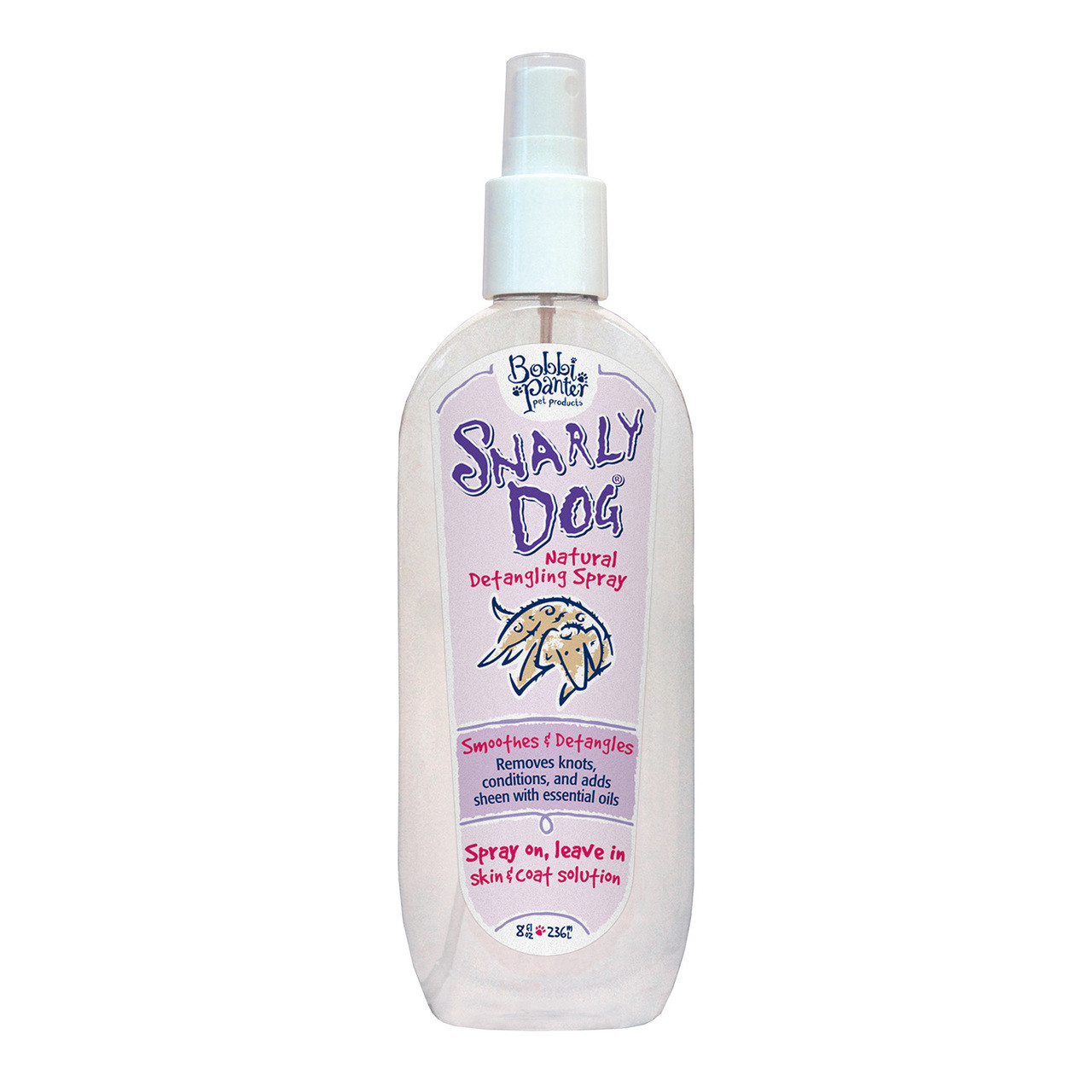 Bobbi Panter Snarly Dog Detangling Spray