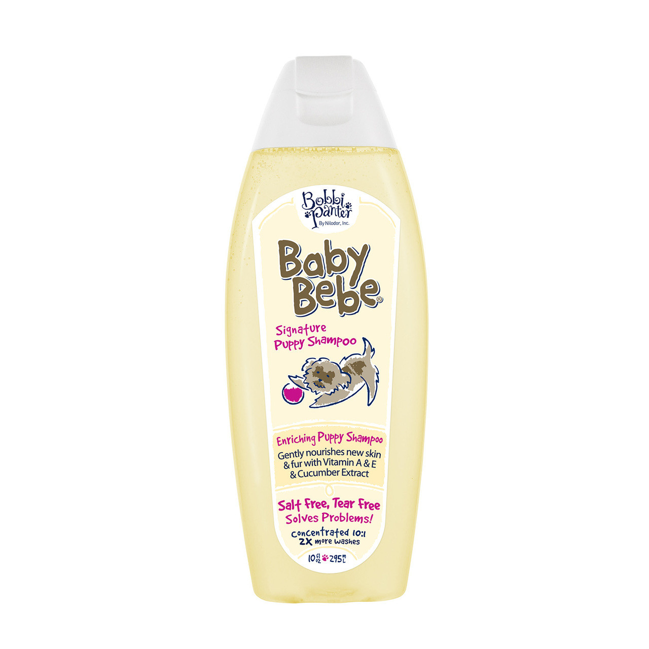 Bobbi Panter Baby Bebe Puppy Dog Shampoo