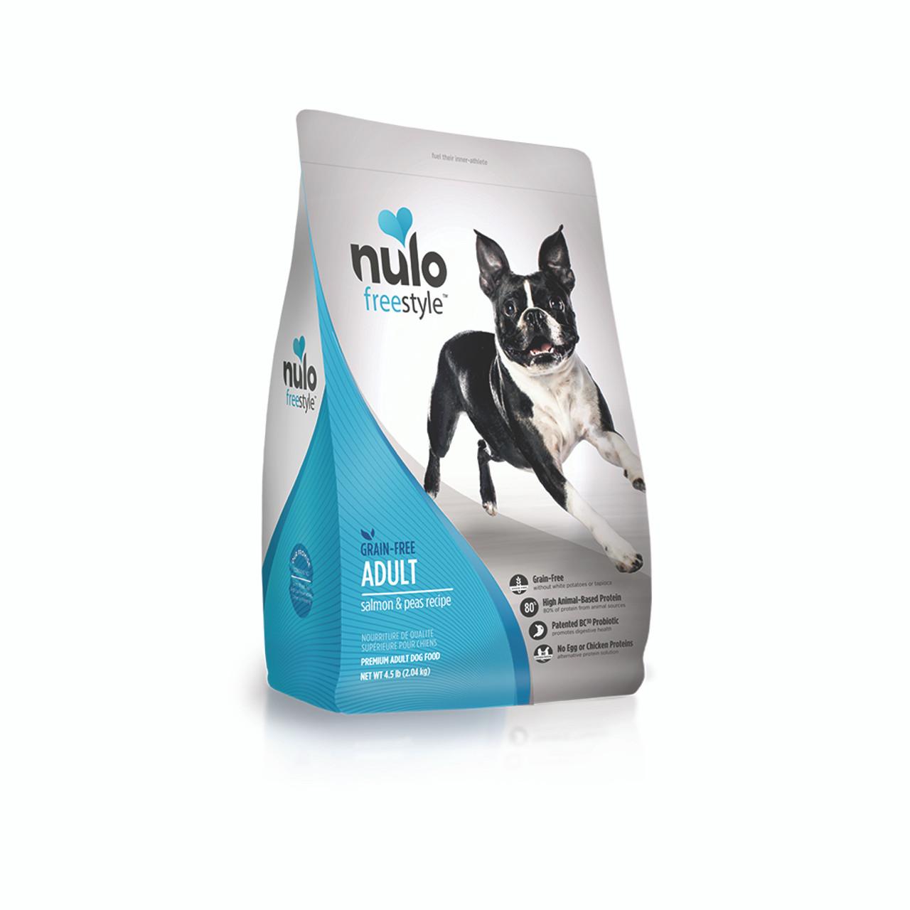 Nulo Freestyle Adult Salmon & Peas Dry Dog Food