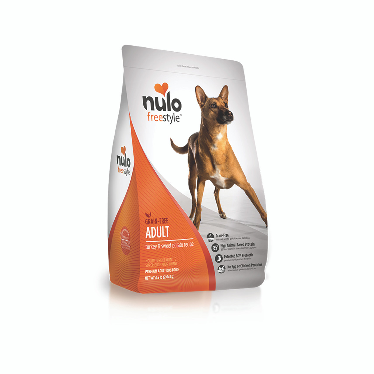Nulo Freestyle Adult Turkey & Sweet Potato Dry Dog Food
