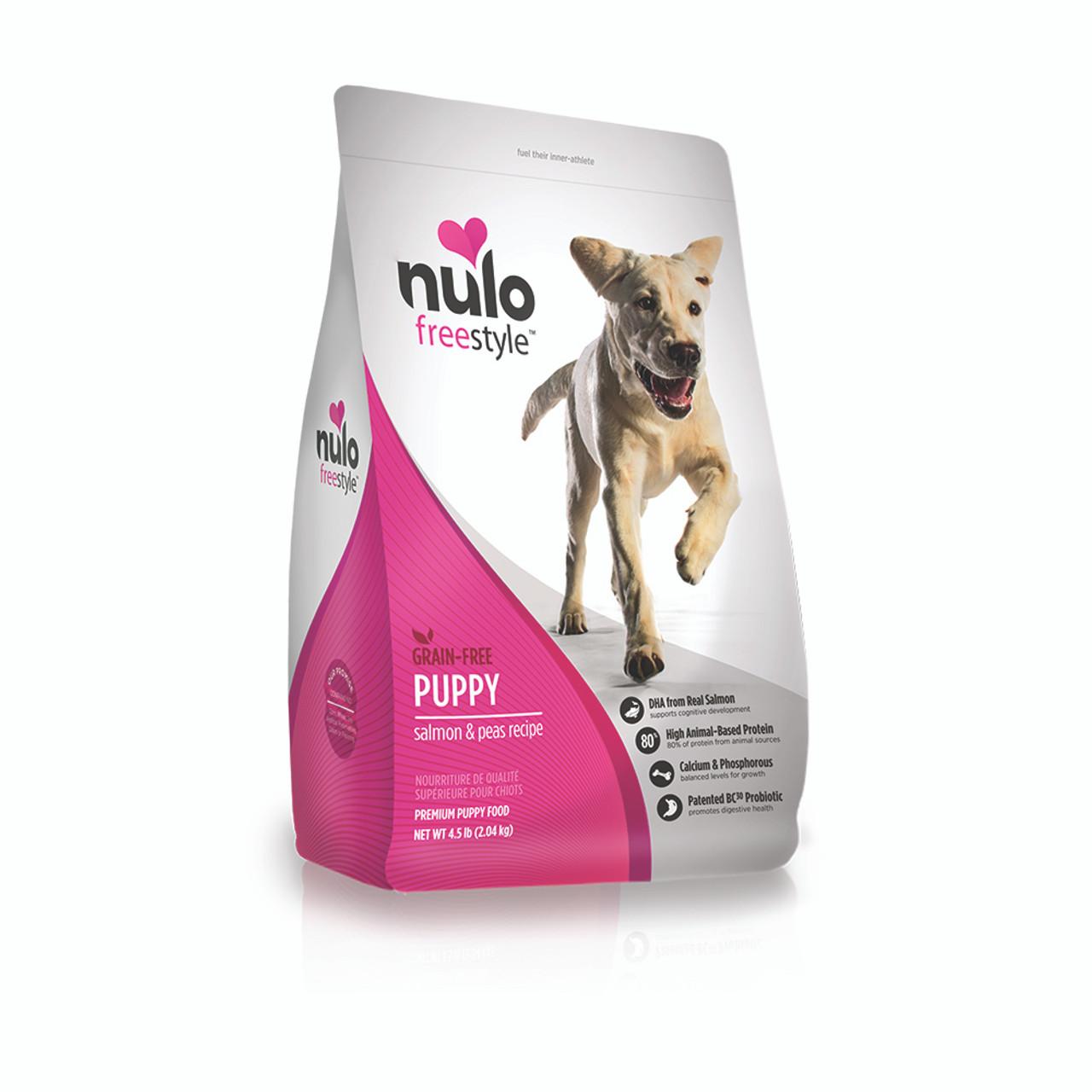 Nulo Freestyle Puppy Salmon & Peas Recipe Dry Dog Food