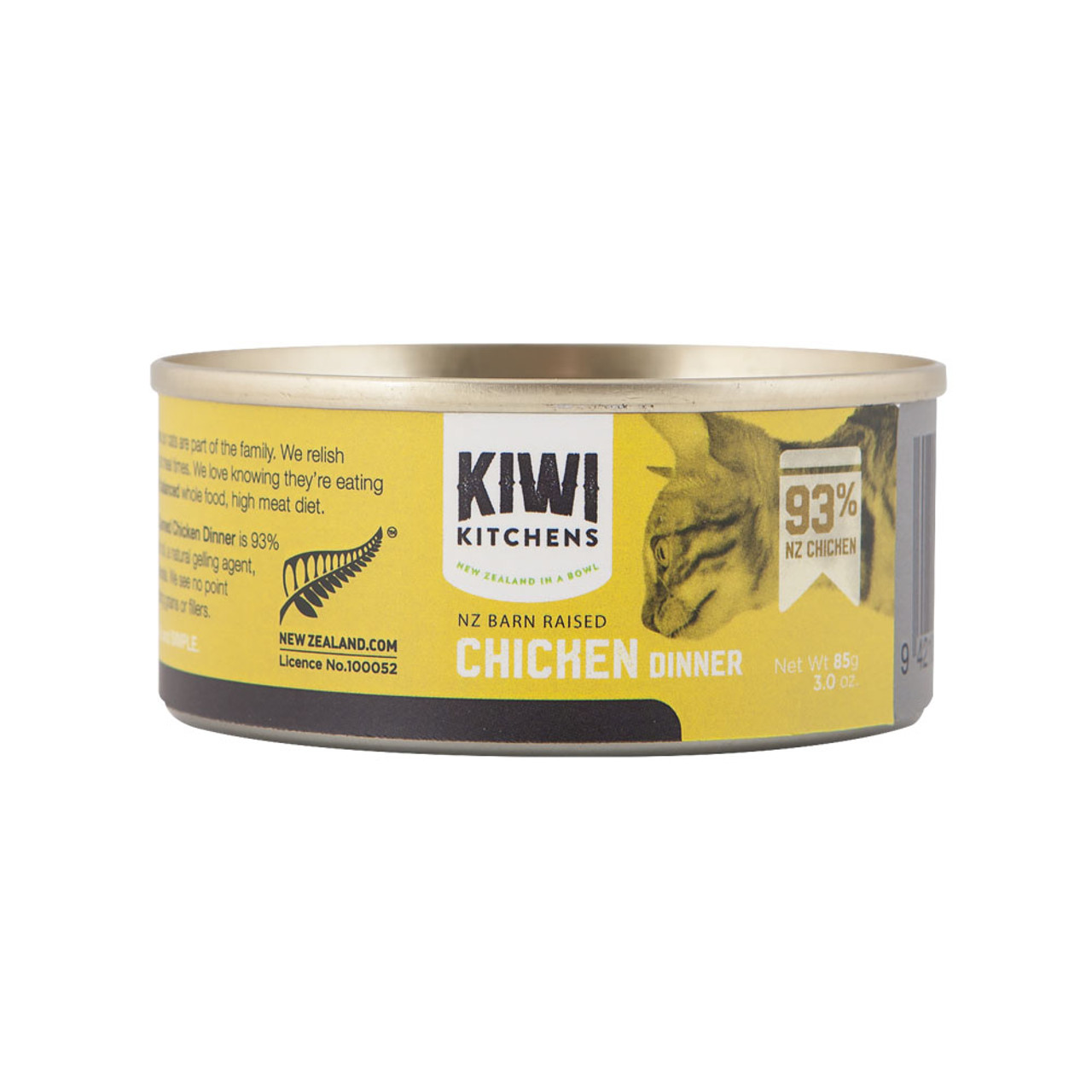 Kiwi Kitchens Chicken Dinner Canned Cat Food