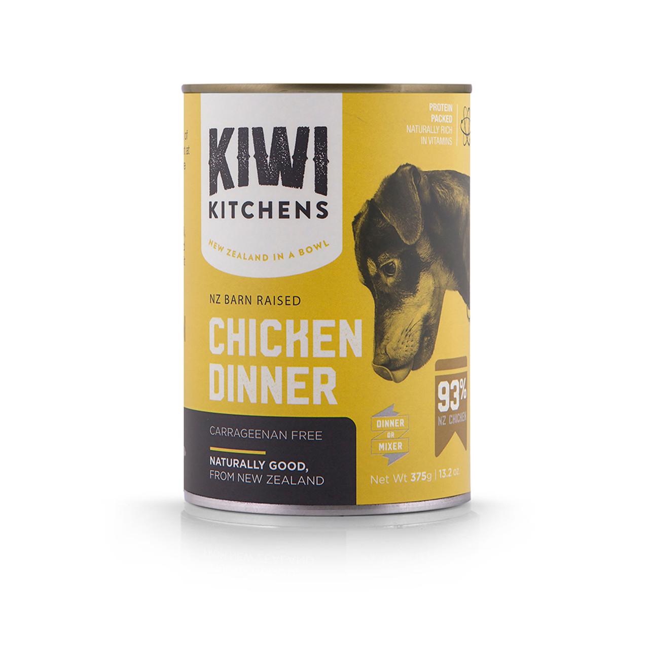 Kiwi Kitchens Barn Raised Chicken Dinner Canned Dog Food