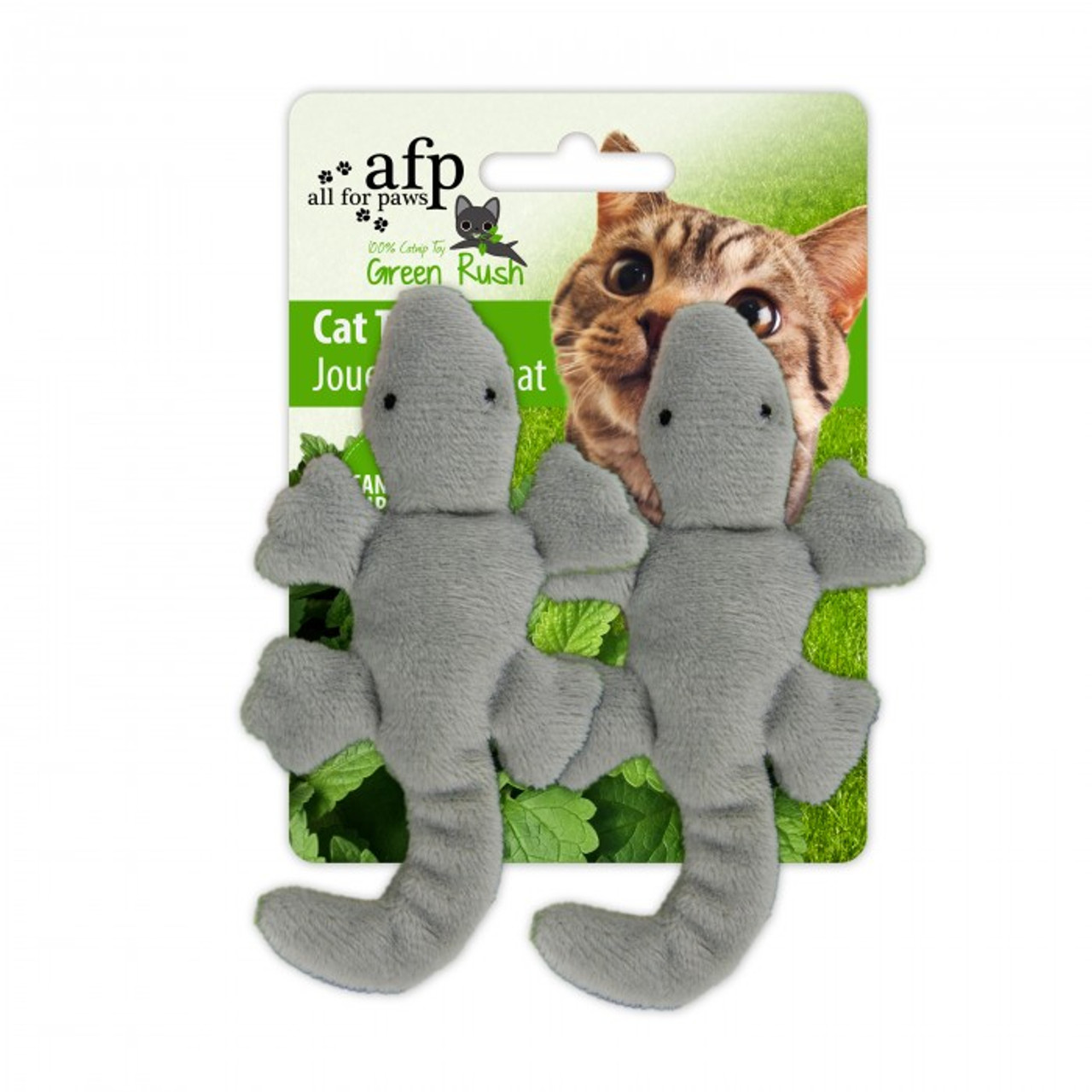 All for Paws Gecko - Gray