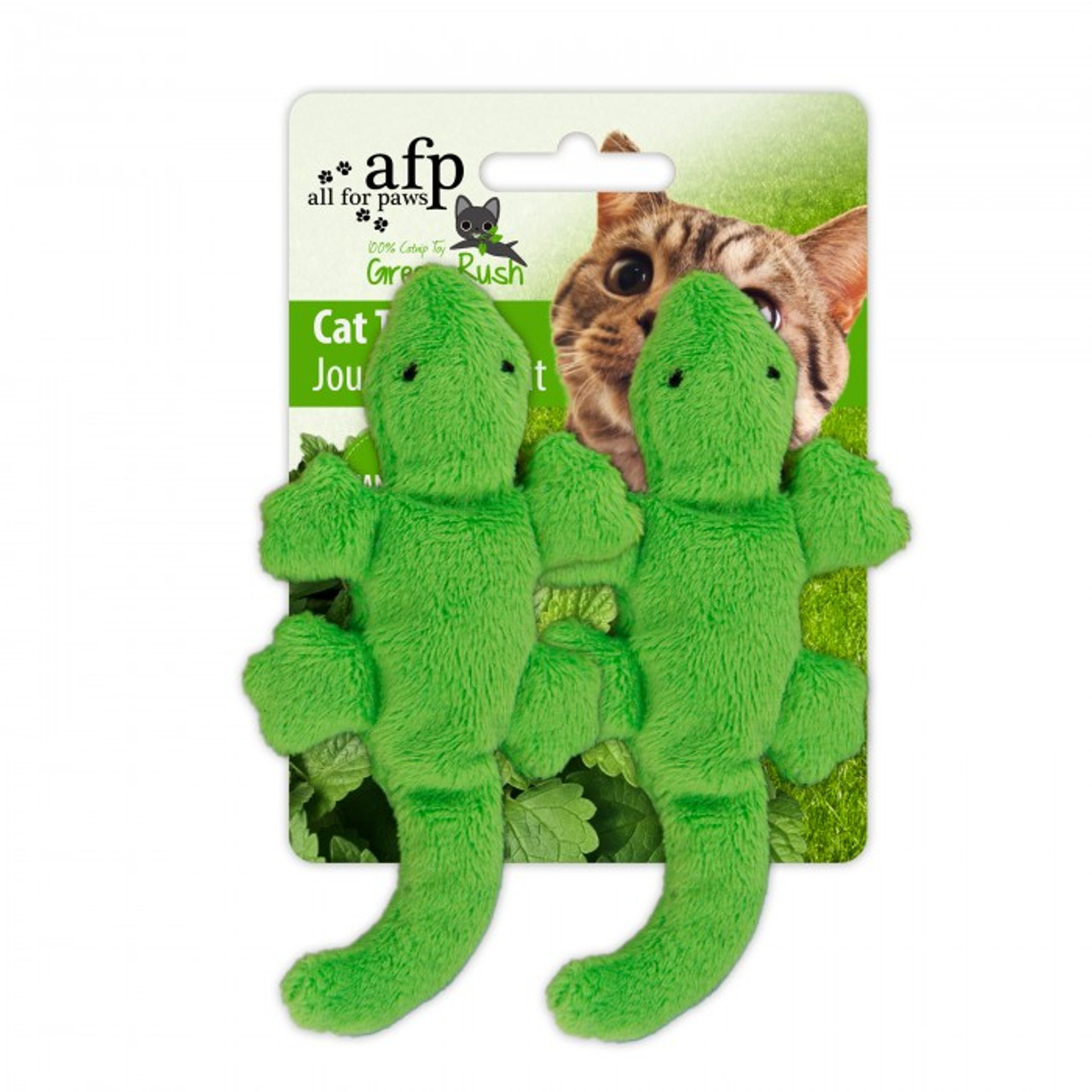 All for Paws Gecko - Green