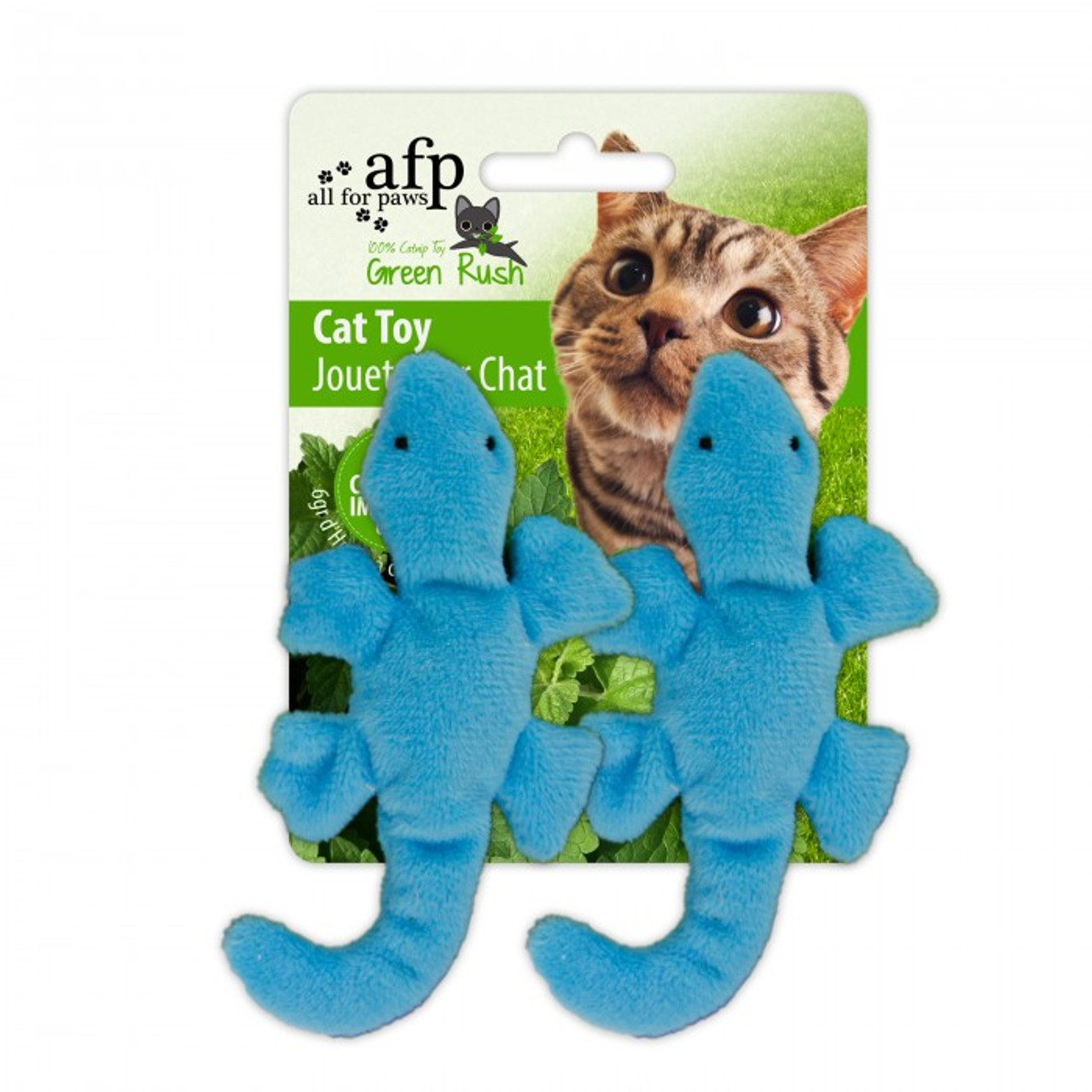 All for Paws Gecko - Blue