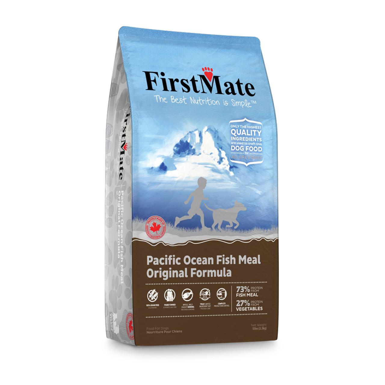 FirstMate Pacific Ocean Fish Meal Original Formula Dry Dog Food