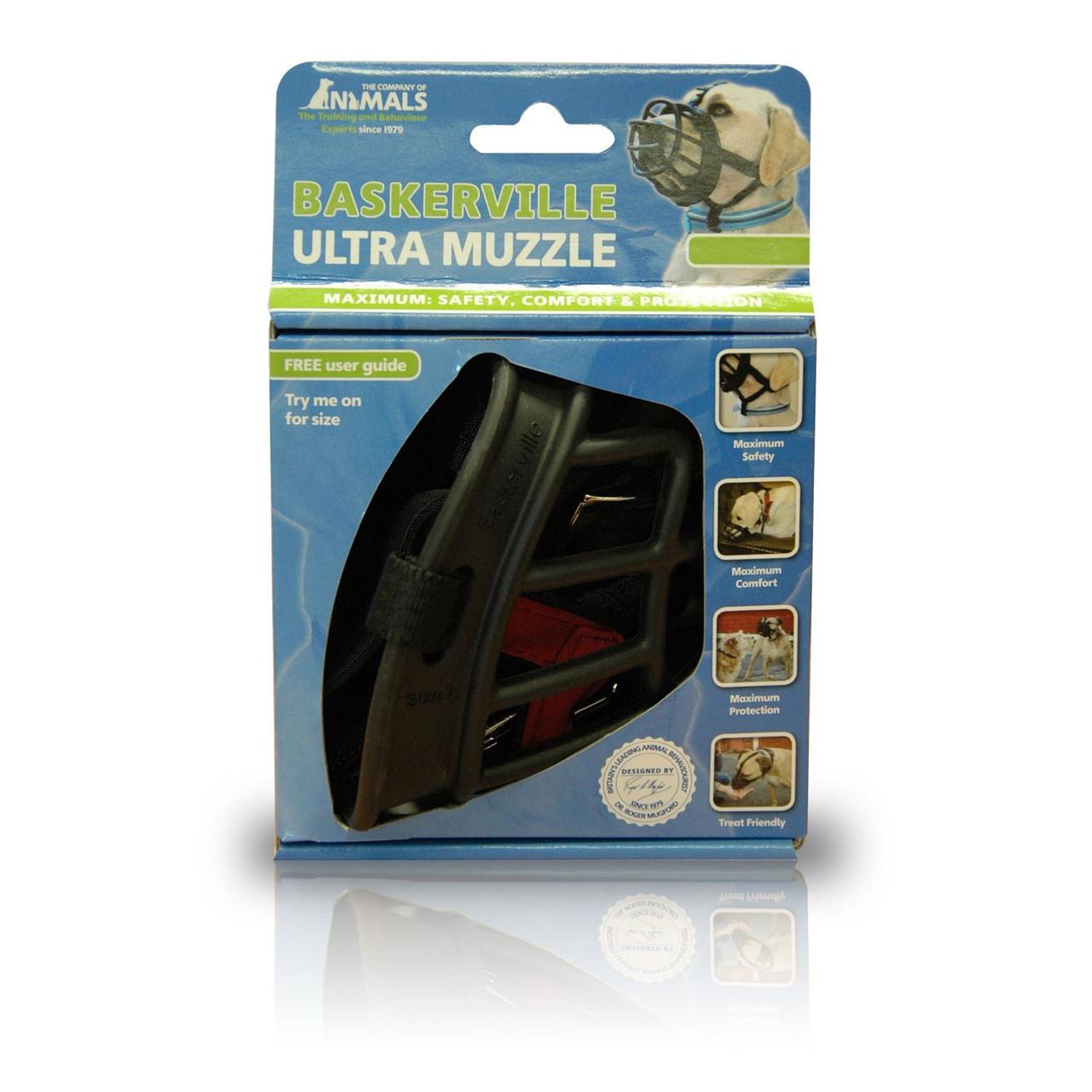 Baskerville Ultra Dog Muzzle