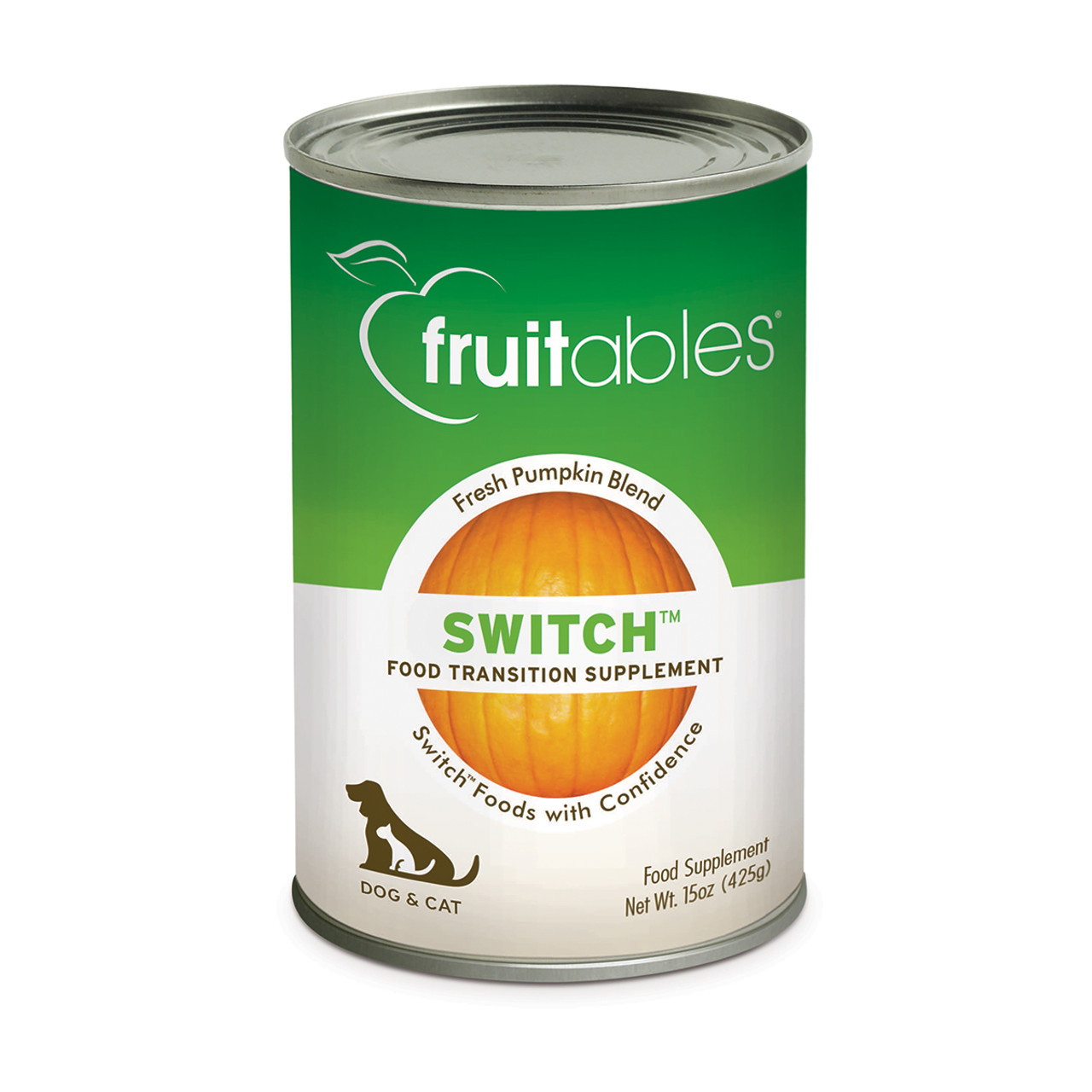 Fruitables Switch Food Transition Supplement for Dogs & Cats