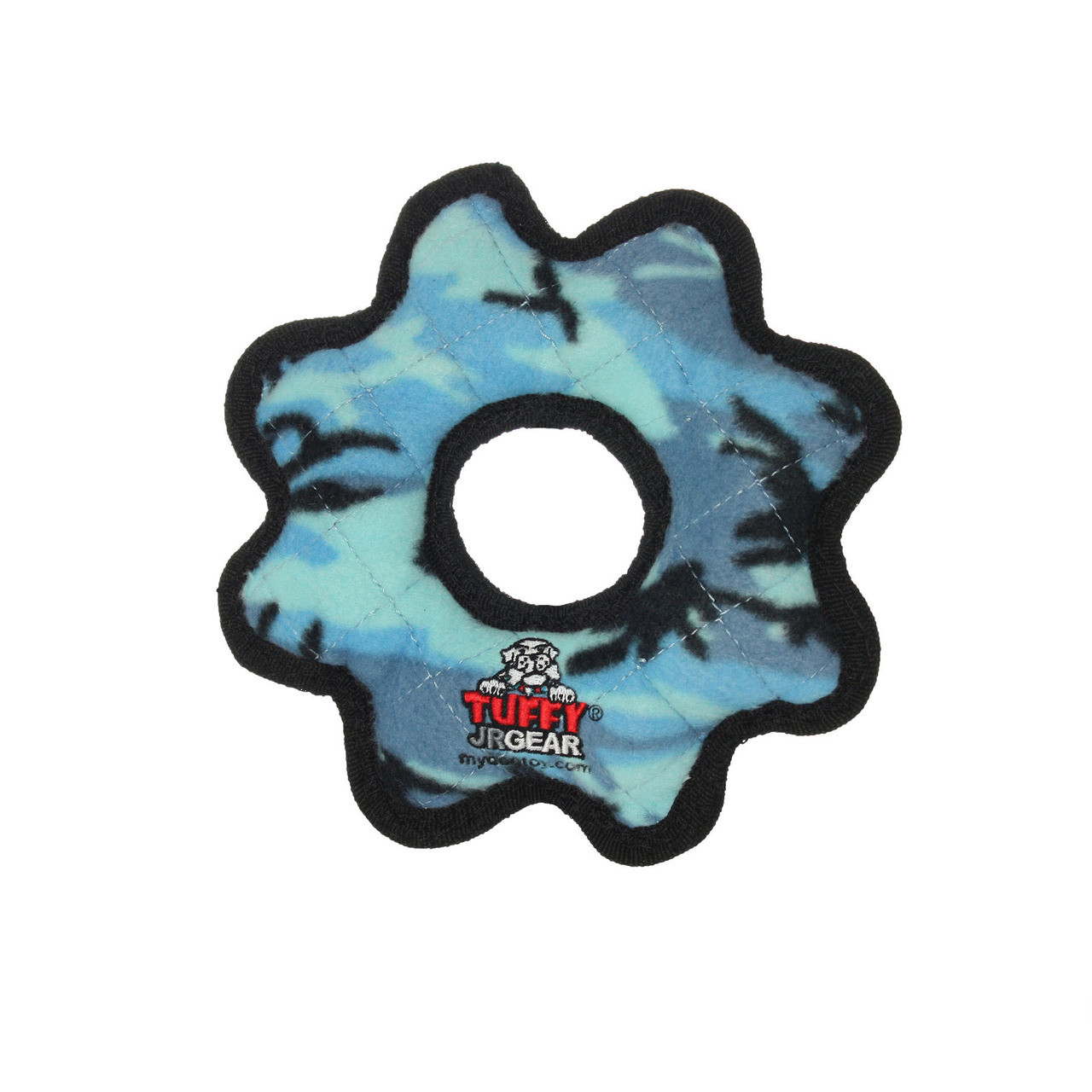 Tuffy Ultimate Gear Ring Dog Toy