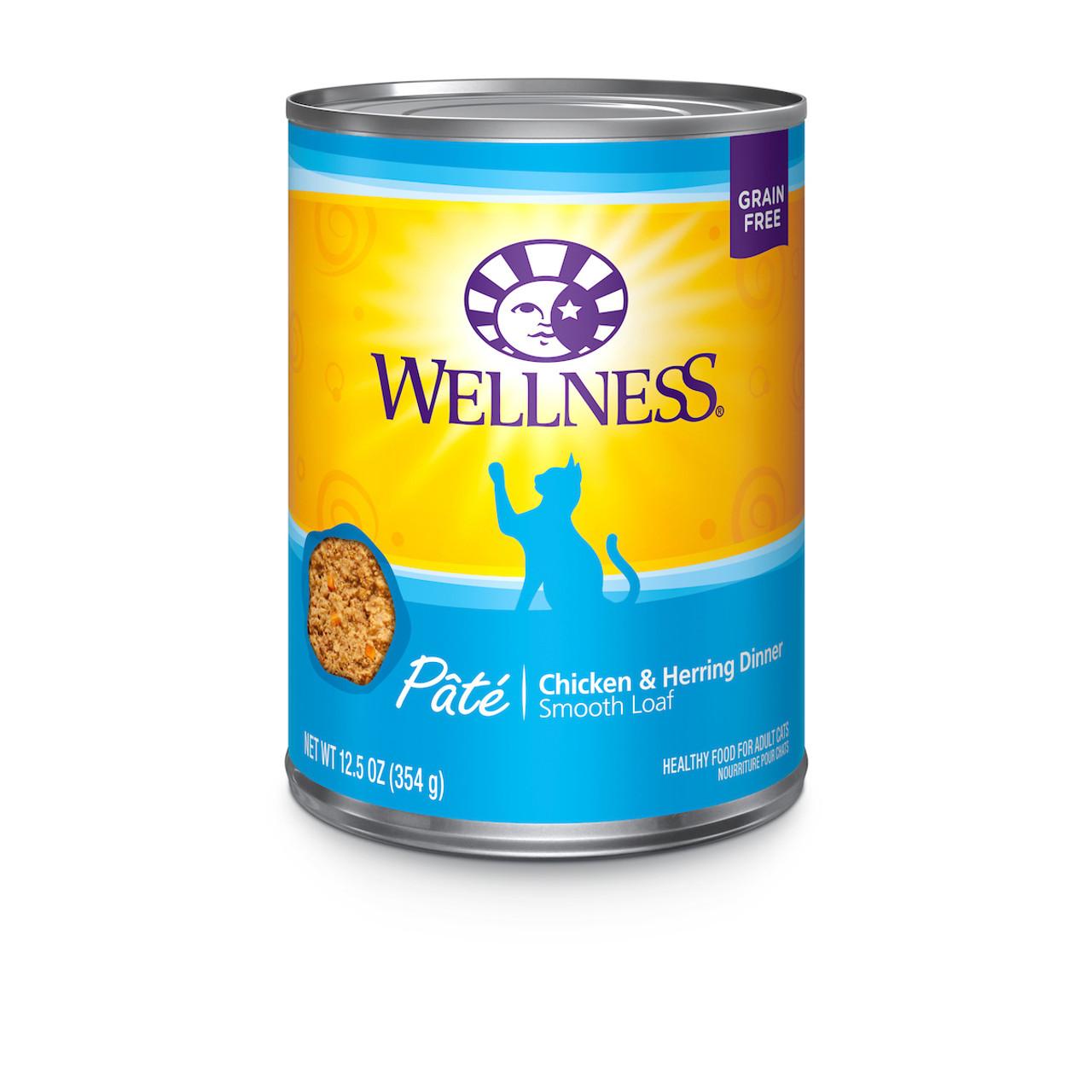 Wellness Complete Health Pate Chicken & Herring