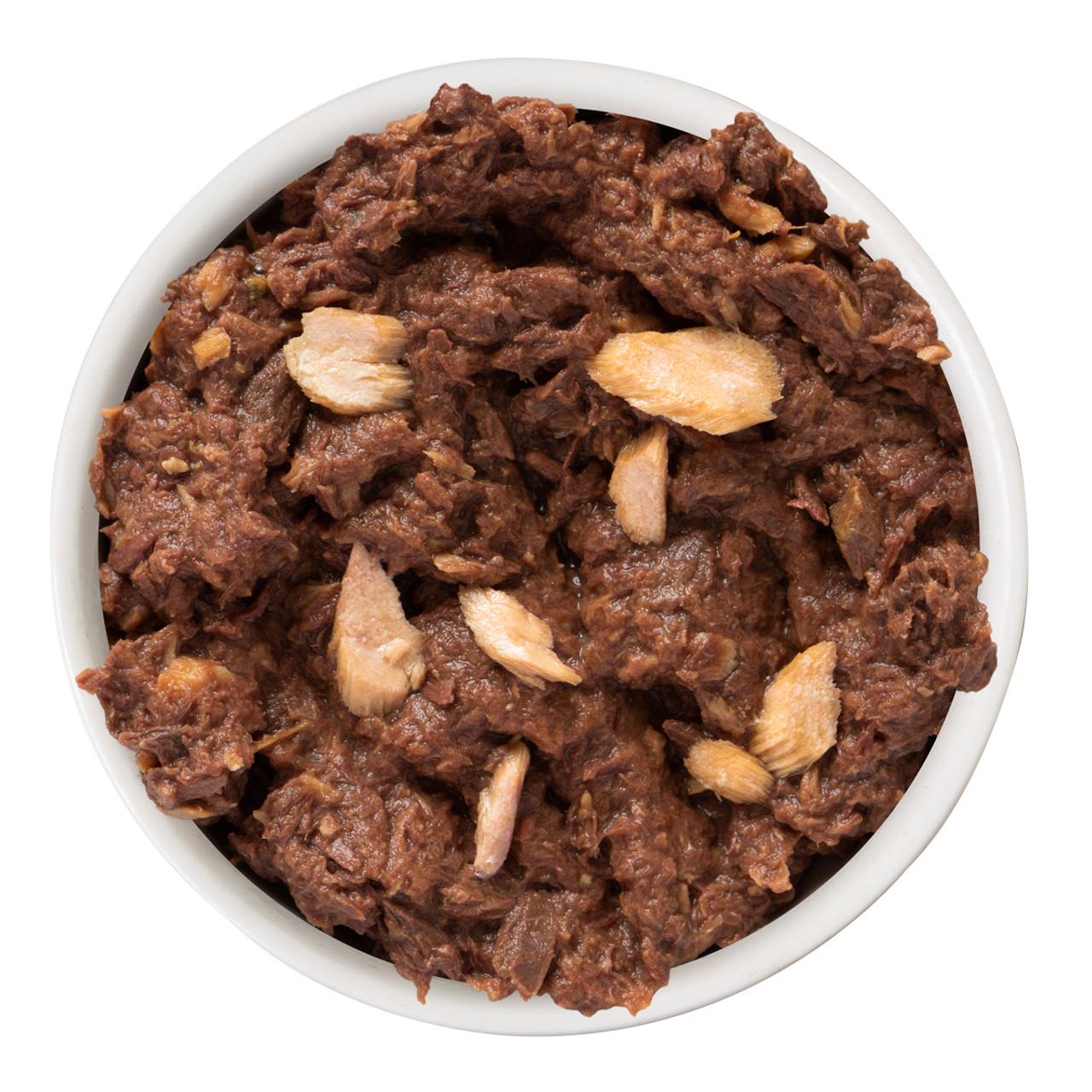 B.F.F. Tuna & Salmon Sweet Cheeks Recipe in Gravy Cat Food Pouch