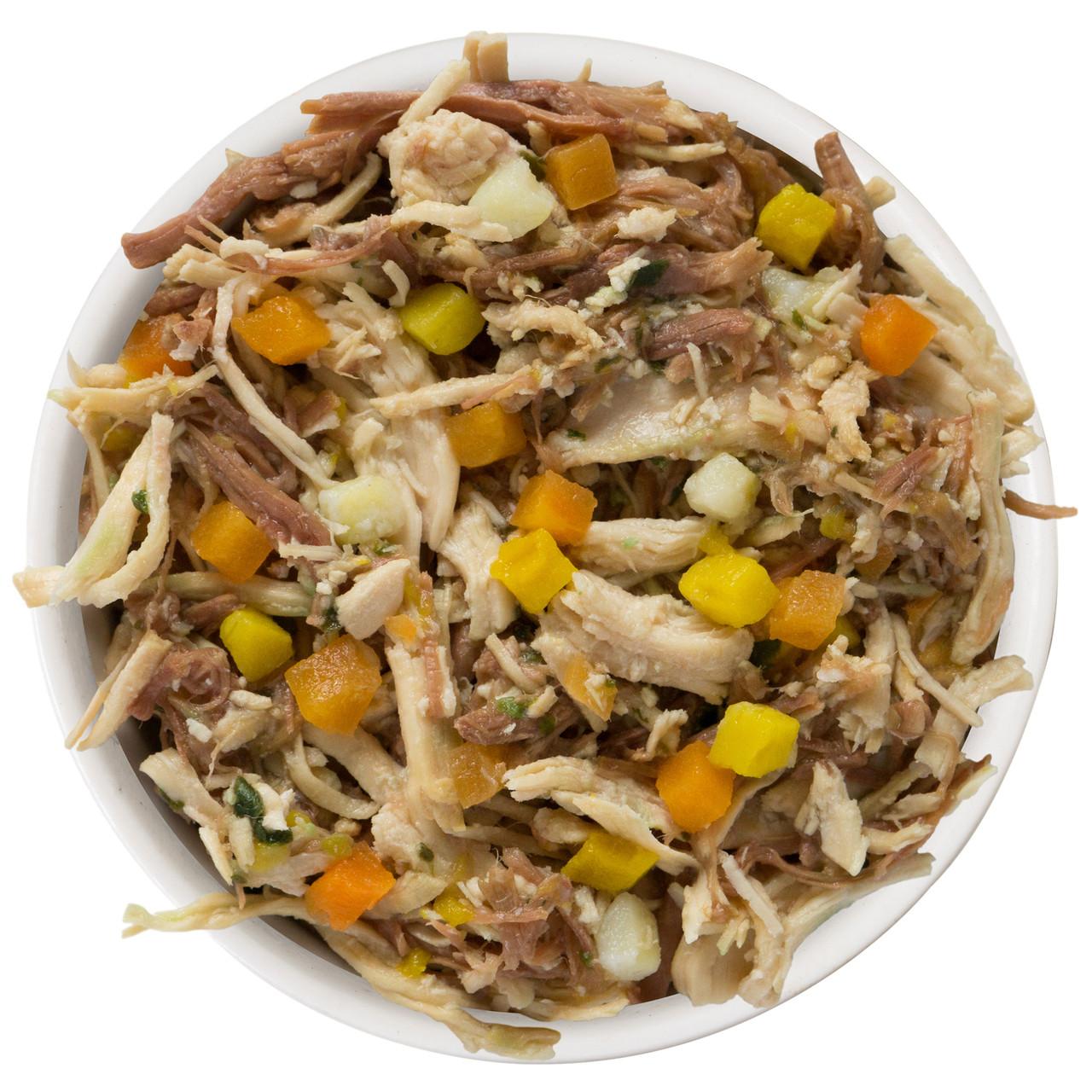 Weruva Wok the Dog with Chicken, Beef and Pumpkin in Gravy Canned Dog Food