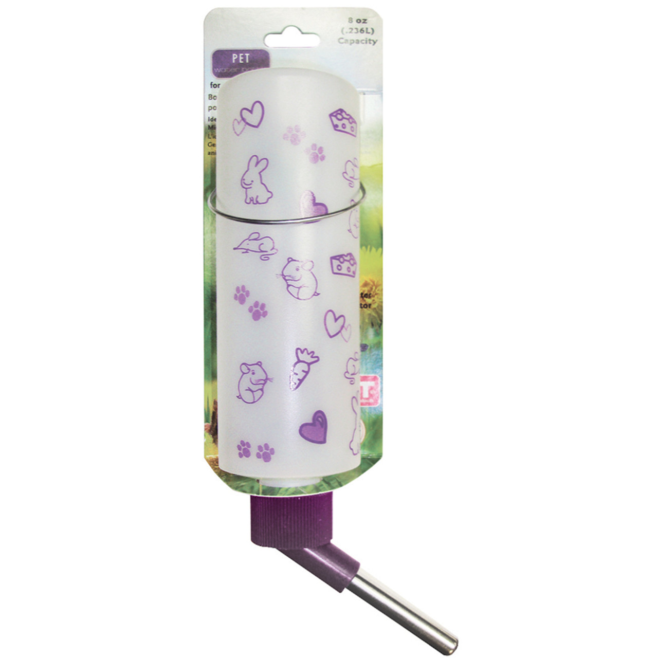 Lixit Pet Water Bottle for Small Animals