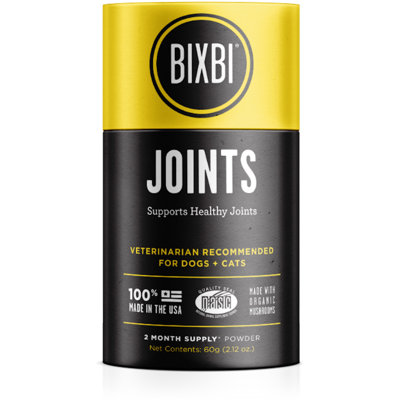 Bixbi Joints Supplement for Dogs & Cats
