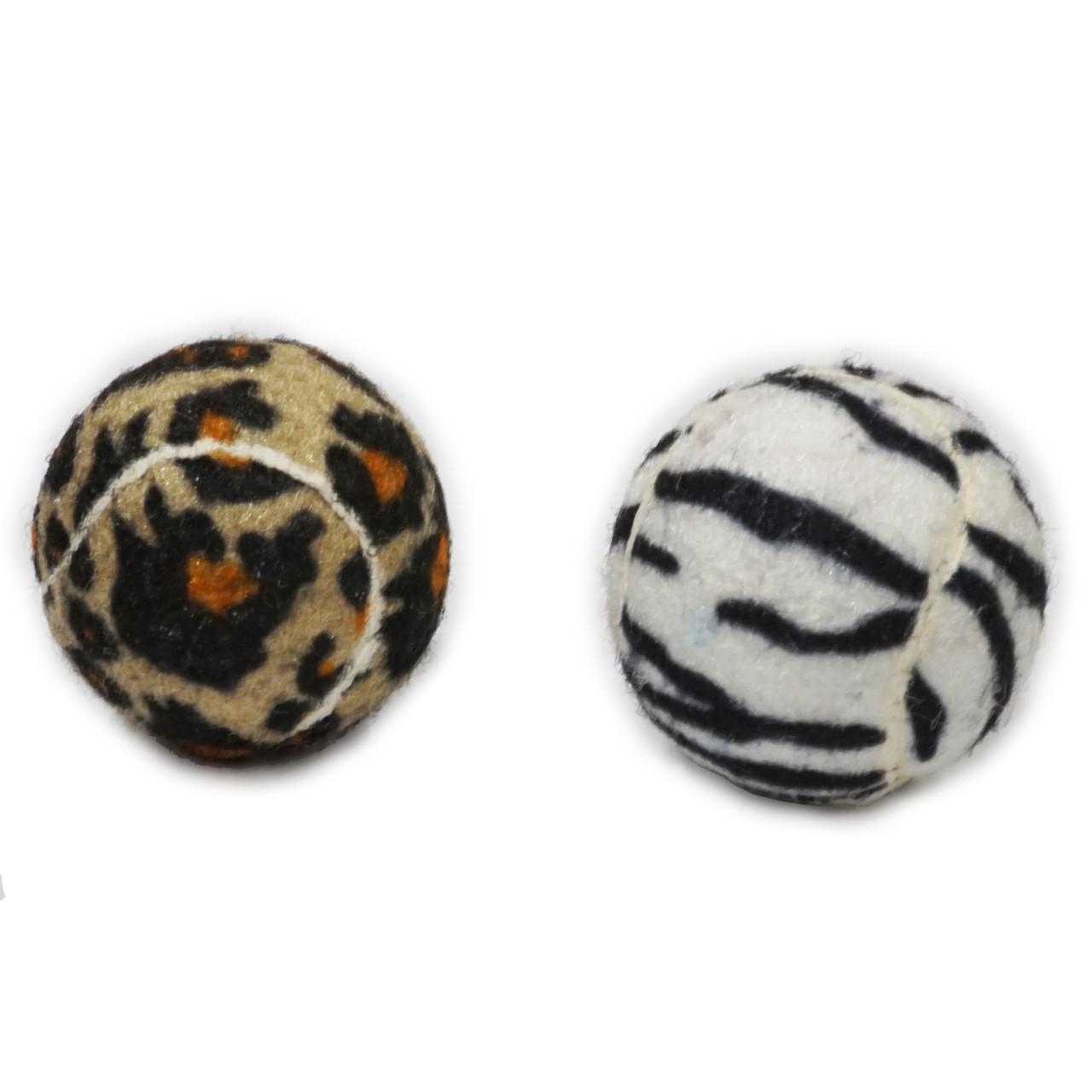Petsport Catnip Jungle Balls Cat Toy