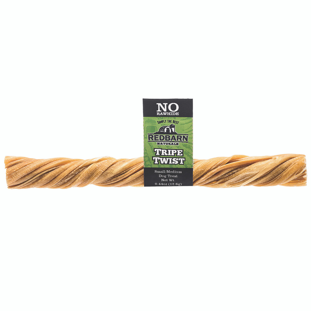 Redbarn Tripe Twist Dog Treat